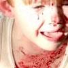 血まみれ少年